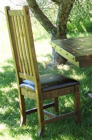 Rustic Creek Dining Chair