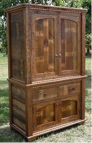Rustic Homestead Armoire