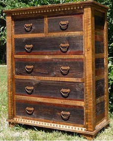 Rustic Homestead Chest