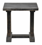 Rustic Hyland End Table
