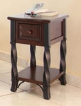 Rustic Kingsley Chair Side Table