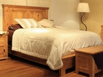 Rustic Laredo Bed
