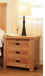 Rustic Lodge Nightstand