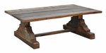 Rustic Odessa Coffee Table