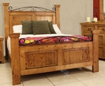 Rustic Sierra Bed