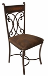Rustic Valencia Chair