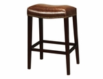 Saddle Counter/Bar Stool