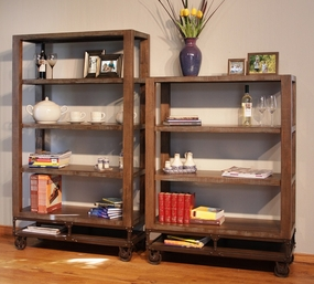 Urban Gold Bookcase