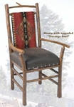 Wilderness High Back Arm Chair