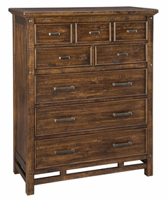 Wolf Creek 6-Drawer Chest