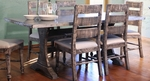 Zinc 985 Dining Table