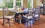 Zinc 986 Dining Table