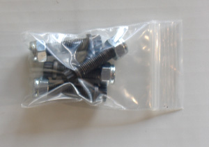 Drive shaft to 3rd member nut and bolt kit