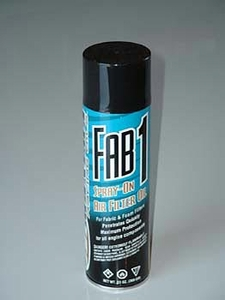 FAB-1 Fabric & Foam Filter Spray