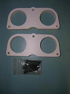 Spacers, CBR1100XX Air Cleaner Assy