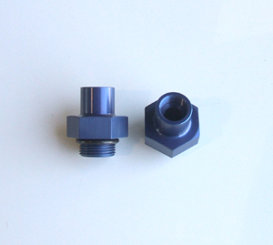 Water Temperature Gauge fitting, Mechanical, GSXR all EFI