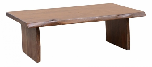 Dakota Natural Edge Coffee Table