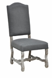 Katrina Side Chair - Steel