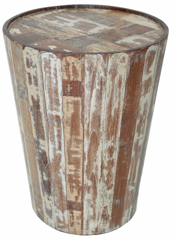 Lombard Street End Table