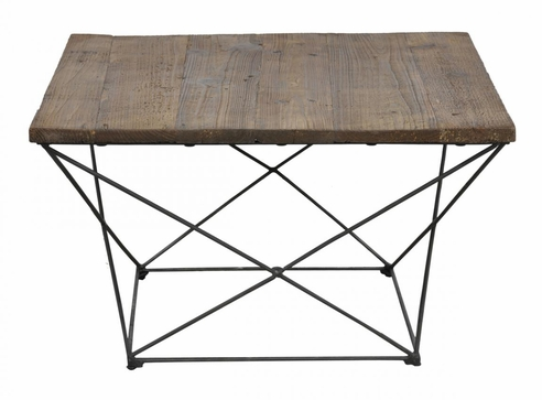 Russell White Fir Coffee Table
