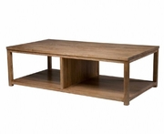 Winston Rustic Mango Wood Coffee Table
