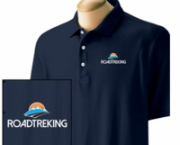 Roadtreking Navy Polo Shirt