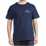 Roadtreking Navy T-Shirt