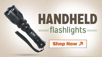Handheld Flashlights