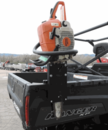 Chainsaw Bracket by Hornet Outdoors - Polaris General 1000