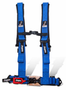 Dragonfire H-Style 2 Inch 4 Point Harness - Blue