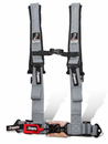 Dragonfire H-Style 2 Inch 4 Point Harness - Grey