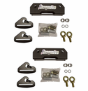 Dragonfire Harness Anchors |Sold in Pairs| - Polaris General 1000
