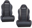 Dragonfire HighBack RT Seats w| Seat Mounts |Sold in Pairs| - Can Am Maverick X3