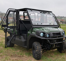 Full Hard Cab Enclosure by DFK - Kawasaki Mule Pro-FX | DX