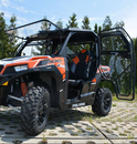 Full Hard Cab Enclosure by DFK - Polaris General 1000