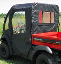 GCL Doors and Rear Window - Kawasaki Mule 600 | 610 | SX