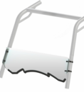 Kolpin Half Front Windshield - Can Am Commander | Maverick