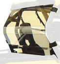 Kolpin Rear Windshield | Cab Back - Can Am Maverick