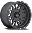 Method 403 Mesh Matte Black Wheel Set - 12 and 14 Inch