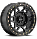 Method 405 Matte Black Beadlock Wheel Set - 14 and 15 Inch