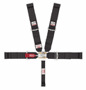 Simpson 3 Inch, 5 Point SFI Approved Off Road Racing Harness - Clip In