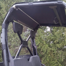 Soft Top and Rear Window - Kymco UXV 450