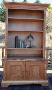 Blue Sky Creek Bookcase