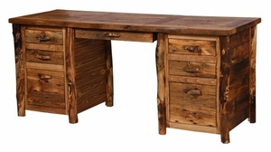 Homestead Aspen Executive Desk