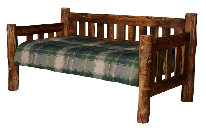 log day bed 1