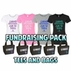Fund Raising Pack Tees and Bags