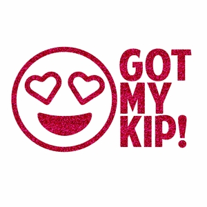 Got My Kip Emoji