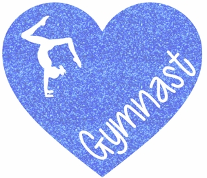 Gymnast In Heart transfer