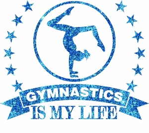 Gymnastics Is My Life transfer