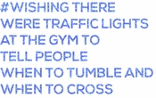 Hashtag Traffic Lights transfer